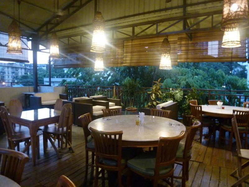 Bubu Rooftop Restaurant - Anggun Boutique Hotel KL - Kuala Lumpur