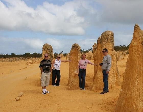 Pinnacles Perth - aussirose, Adeladean, Zig - Cervantes