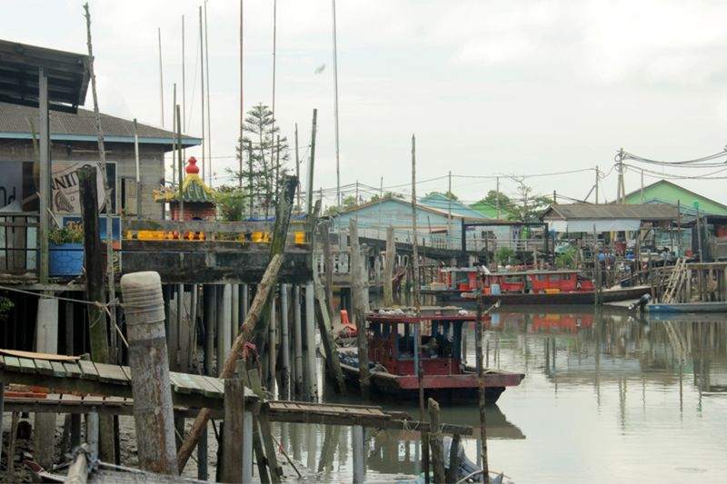 Crab Island Malaysia by aussirose - Pulau Ketam