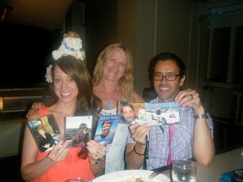 Usctwin and hubby Meet & Greet Cairns VT Meet 2014