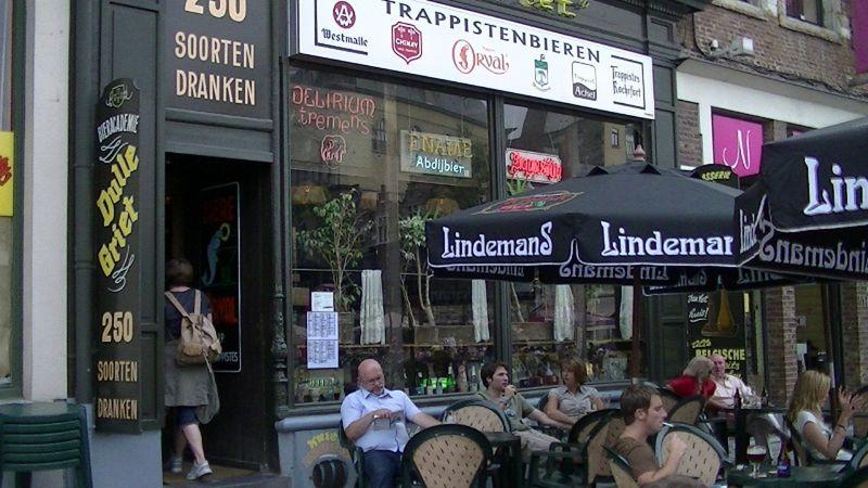 The Dullo Griet Bar Gent Belgium by aussirose - Gent