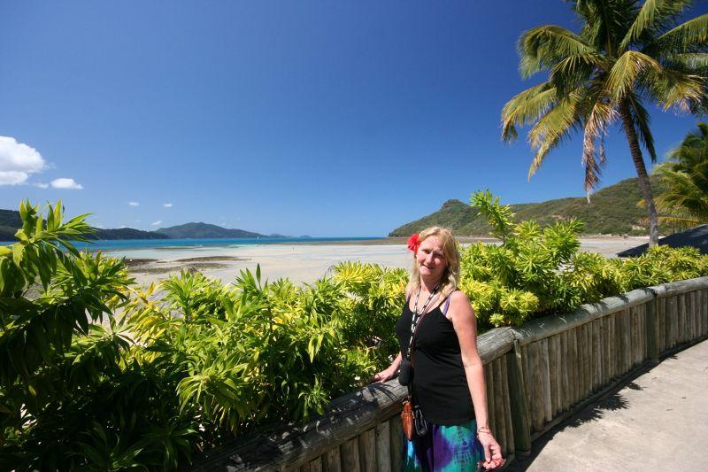 Catseye Beach Hamilton Island QLD by aussirose