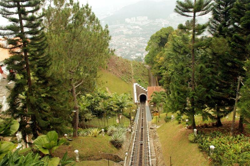 Penang Hill by aussirose