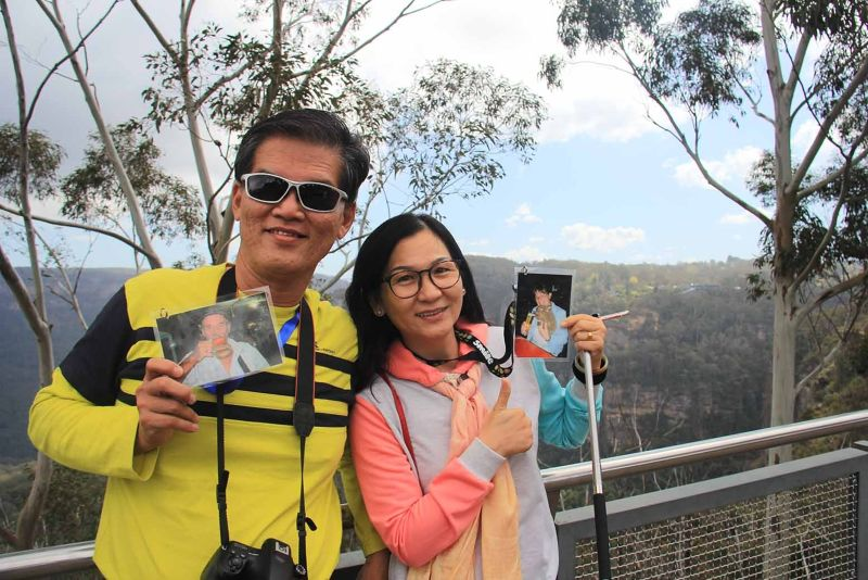 aussirose 2016 sydney blue mountains travellerspoint vt meet  DaHongHua Swee Long