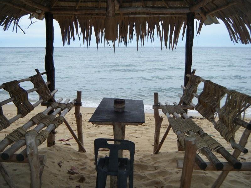 Beach Bar Paya Beach Resort Pulau Tioman