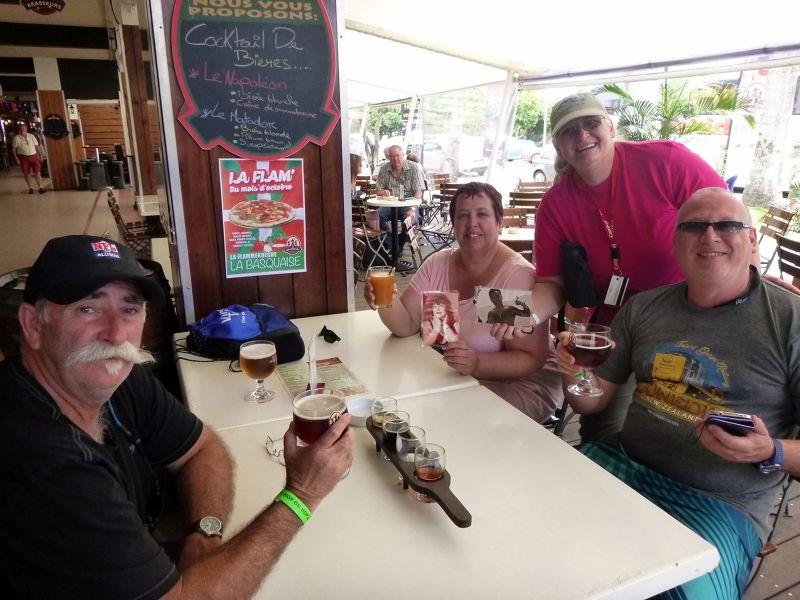 VTers in Noumea, 2016 VT Cruise - Nouméa