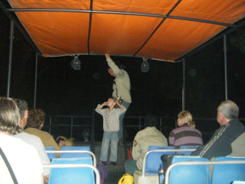 Djarradjin Billabong night cruise - Kakadu National Park