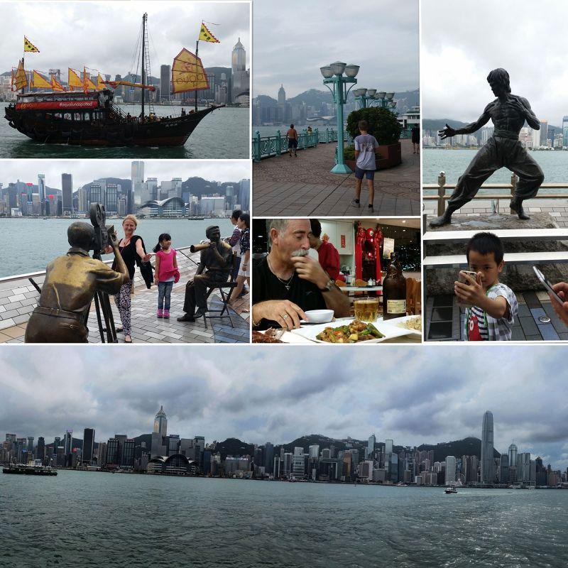 Hong Kong by aussirose