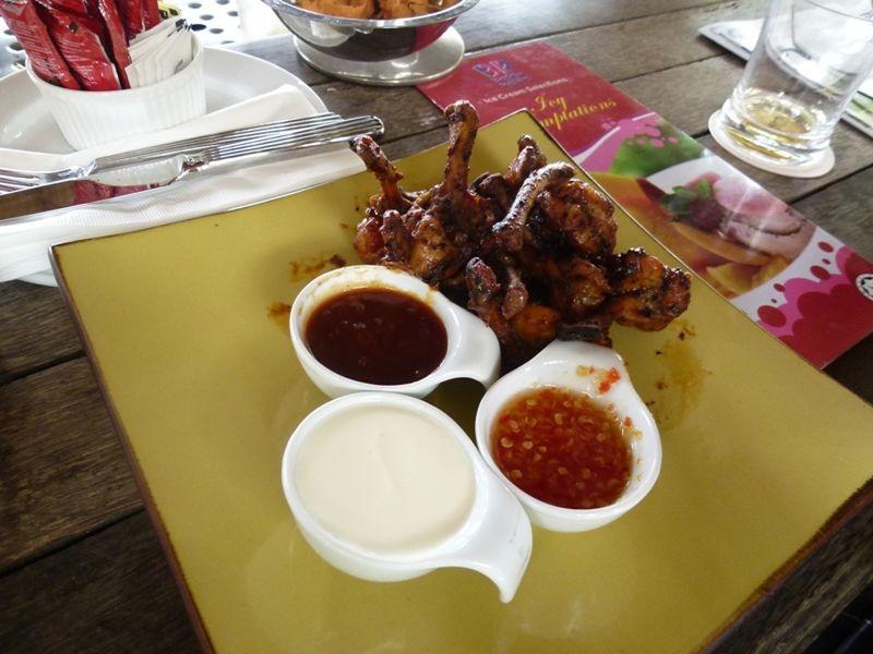 Penang Parkroyal Bar Snacks by aussirose
