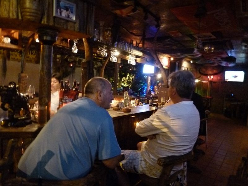 Wooden Pub, Batu Ferringhi by aussirose - Penang
