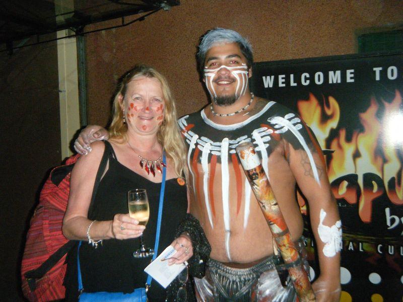 Tjapukai Aboriginal Culture Show Cairns aussirose