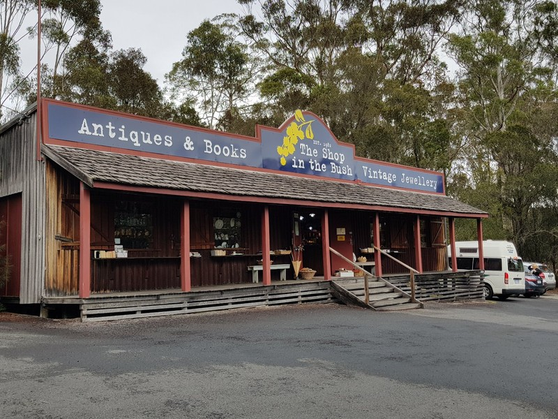 St Helens - The Shop in the Bush