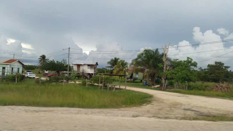 Belize  - Houses