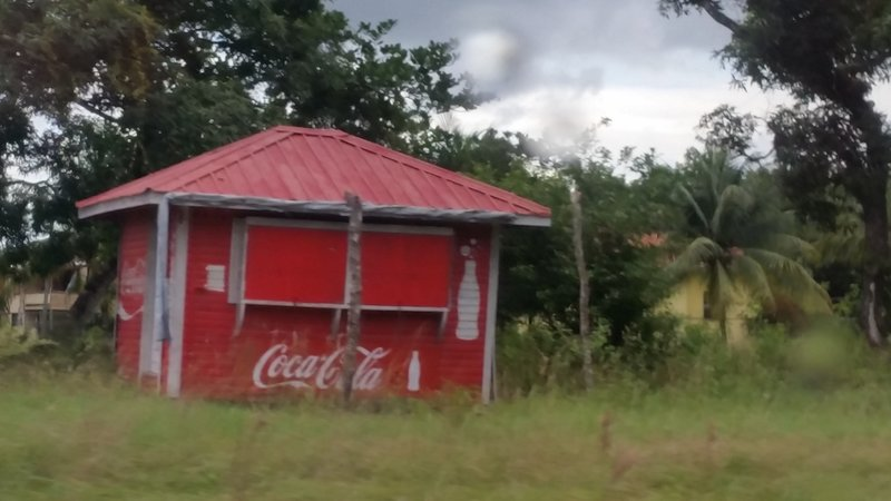 Belize - Coca Cola
