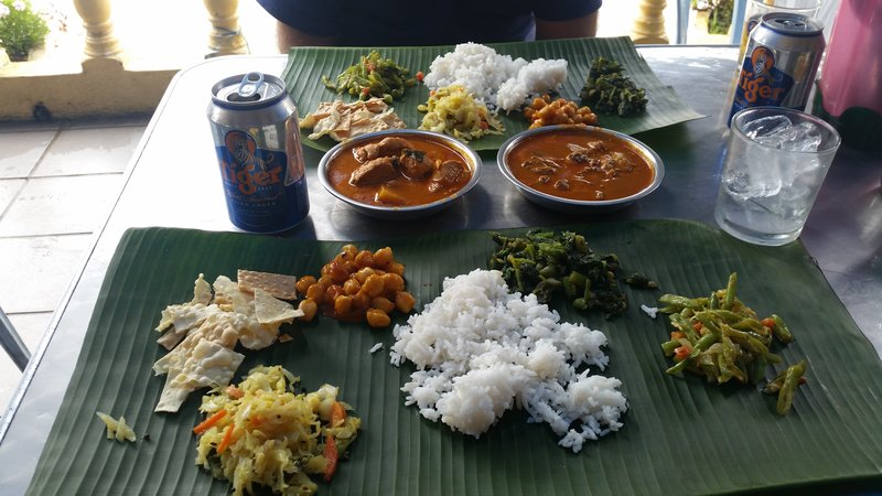 Cameron Highlands Lunch
