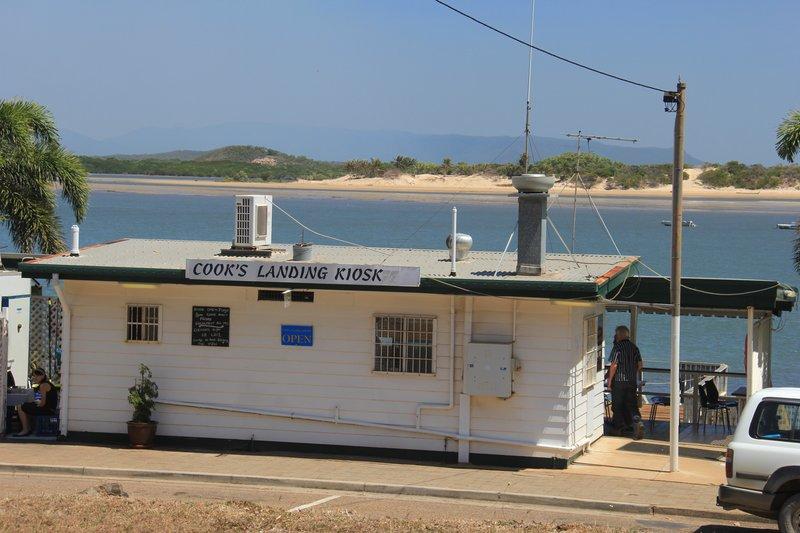 Cooktown Kiosk
