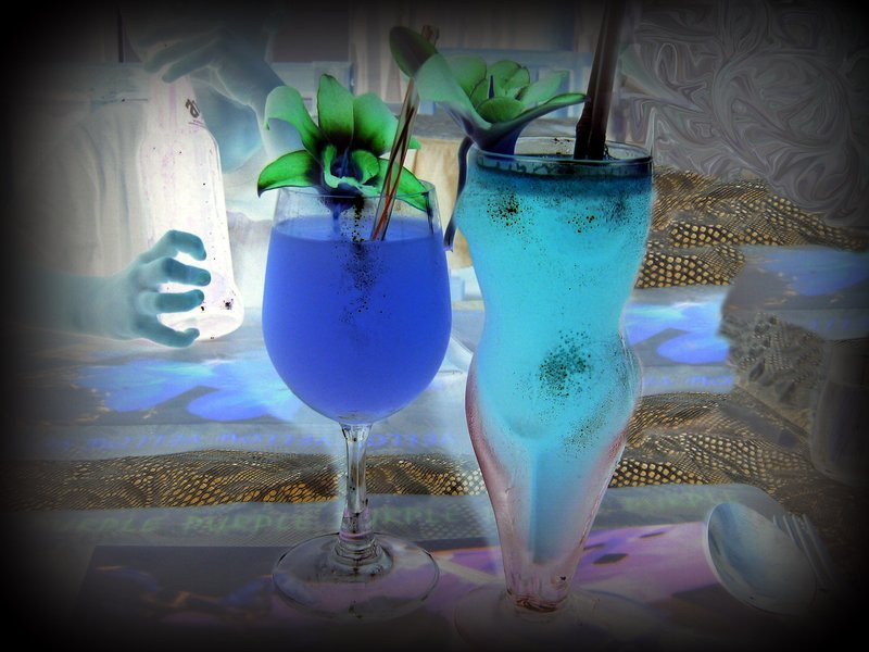Drinks - Inverted Colours