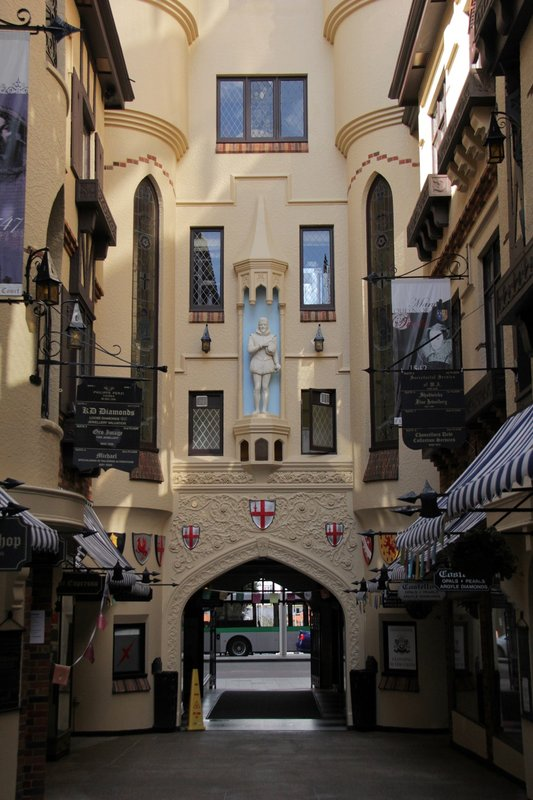 London Court Perth by aussirose