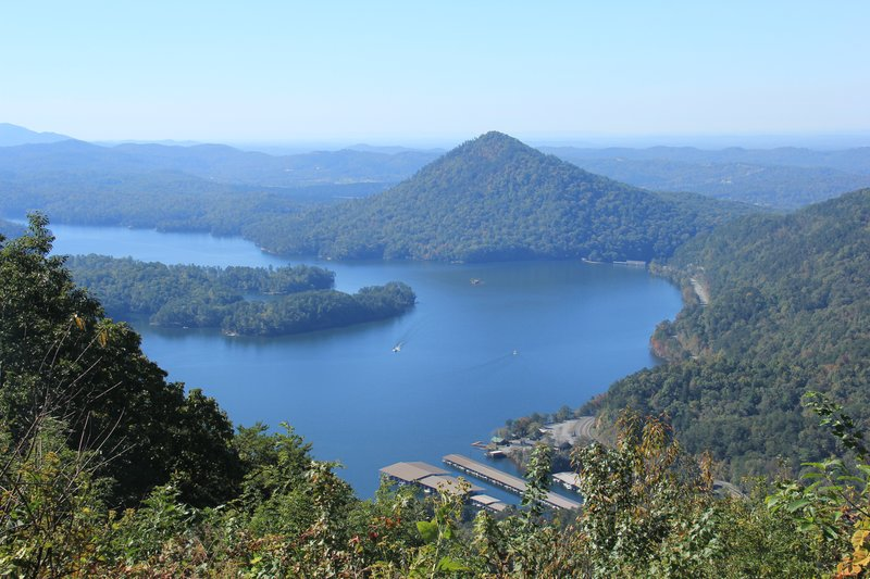 Chilhowee Recreation Area Ocoee