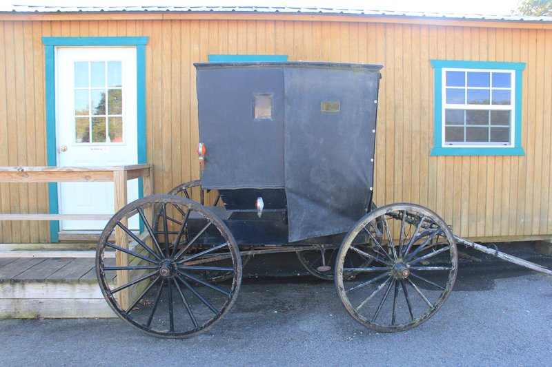 Ocoee Amish Whitewater Grill