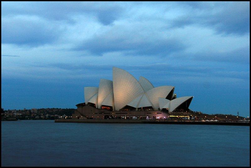Landscape - Sydney Opera House