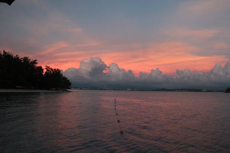 Malaysia - Manukan Sunset 1