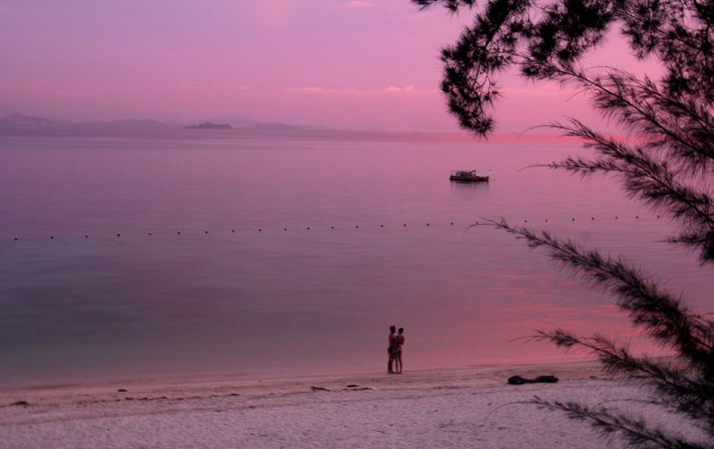 Malaysia - Manukan Sunset 4