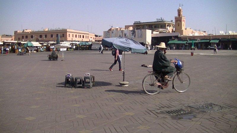 Djamma El Fna Marrakech