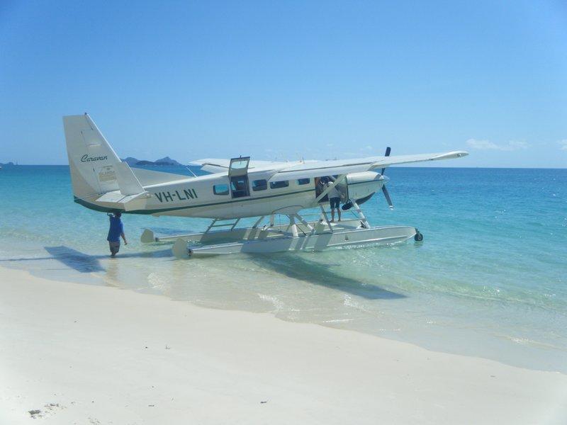 Seaplane QLD by aussirose