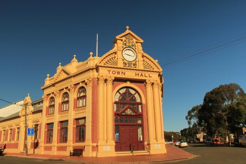York Town Hall Western Australia