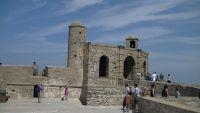 Scala Kasbah fortress walls Essaouira Morocco - Morocco