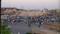 Marrakech Djamaa El Fna