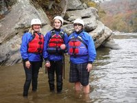 Asheville - White Water Rafting