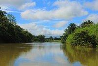 203 Belize - River