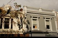 Launceston - Brisbane Street architecture grey