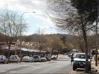 Margaret River Main Street by aussirose - Margaret River