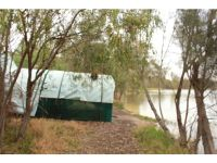Outback Glamping Boshack Toodyay by aussirose