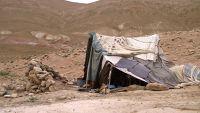 aussirose meets Berber Nomads Sahara Desert - Morocco somewhere off road near Boutaghrar