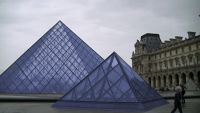 Awesome architecture in Paris - Louvre