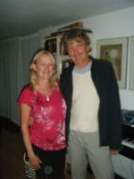 Houseboat B042 - aussirose and the owner - Amsterdam