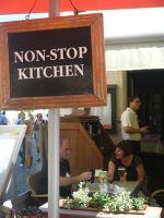 Non Stop Kitchen Brugges Belgium by aussirose