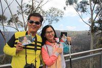 aussirose 2016 sydney blue mountains travellerspoint vt meet  DaHongHua Swee Long