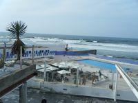 Casablanca Morocco beach by aussirose