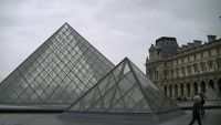 Architecture in Paris - Pyramids of the Louvre
