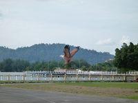 Langkawi Eagle Kuah Jetty - Main attraction - Pulau Langkawi