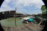 Canon 60D and Fisheye - Pulau Ketam by aussirose