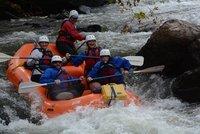 Asheville - White Water Rafting