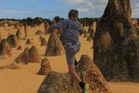 Pinnacles by Aussirose
