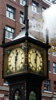 Vancouver - Gastown Steam Clock