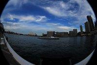 Sydney Harbour Fisheye 1a
